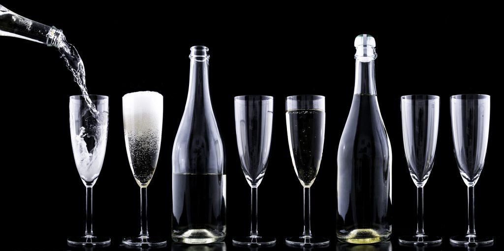 Comment choisir un verre à champagne
