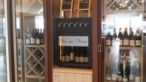 La cave à vins de service